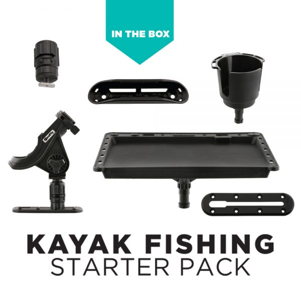 111_2 Kayak Fishing Starter Pack - Scotty